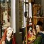 Derick Baegert: Lukas schildert Maria en Jezus