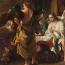 Ferdinand Bol: Abraham en de drie engelen