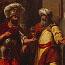 Ferdinand Bol: Elisa weigert het geschenk van Naäman