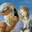 Botticelli (Sandro Filipepi): Judith keert terug naar Bethulië