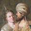 Pieter de Grebber: Johannes de Doper en Herodes Antipas