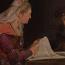 Arent de Gelder: Esther en Mordechai schrijven de tweede Poerimbrief