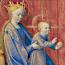 Jean Fouquet: Maria met kind