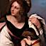 Il Guercino (Giovanni Francesco Barbieri): Abraham verstoot Hagar en Ismaël