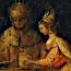 Rembrandt Harmensz. van Rijn: Haman en Ahasveros te gast bij Esther