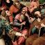 Juan de Juanes: Stefanus in de synagoge