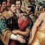 Juan de Juanes: Stefanus wordt weggevoerd