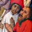 Meester van de Inzameling van het Manna: De inzameling van het manna