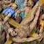 Michelangelo Buonarroti: Het martelaarschap van Petrus