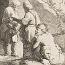 Rembrandt Harmensz. van Rijn: De barmhartige Samaritaan bij de herberg (1633)