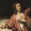 Rembrandt Harmensz. van Rijn: Jozef wordt beschuldigd door Potifars vrouw (Washington)