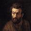 Rembrandt Harmensz. van Rijn: De apostel Bartholomeüs (1657)