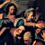 Rembrandt Harmensz. van Rijn: Christus verdrijft de geldwisselaars uit de tempel