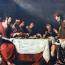 Bernardo Strozzi: Gastmaal van Simon van Bethanië