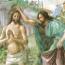 Domenico Ghirlandaio: De doop van Jezus