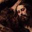 Antonie Van Dijck: Jezus gevangen