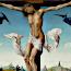 Rogier van der Weyden: De kruisiging (Wenen)