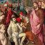 Jan Cornelisz. Vermeyen: De opwekking van Lazarus