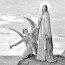 Gustave Doré: De verzoeking van Jezus door de duivel