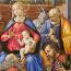 Domenico Ghirlandaio: Aanbidding der wijzen (1488)