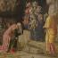 Andrea Mantegna: Aanbidding der wijzen